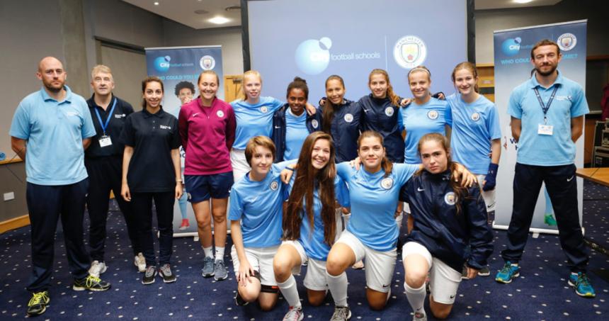 Skola fudbala za devojcice Manchester City, Verbalisti