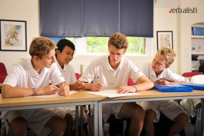 Tri različita programa za učenje engleskog jezika, Verbalisti