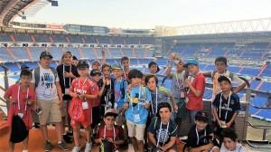 poseta stadionu Santjago Bernabeu