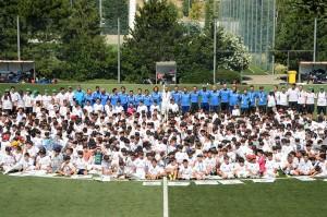 Real Madrid fudbalski kamp, Verbalisti