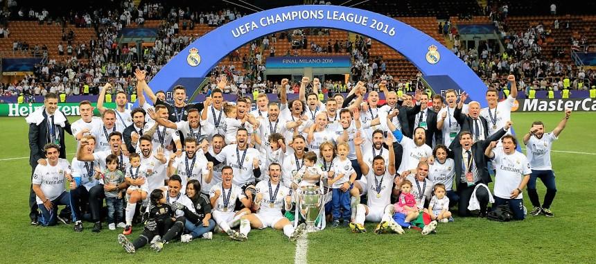 Skola fudbala svetskih sampiona u 2016, Real Madrid