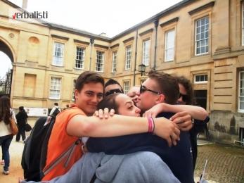 Polaznici jezičke mreže, Oxford