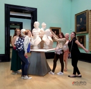 Verbalisti u Nacionalnoj galeriji