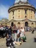 Polaznici jezičke mreze u Oksfordu