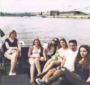 Vožnja Dunavom