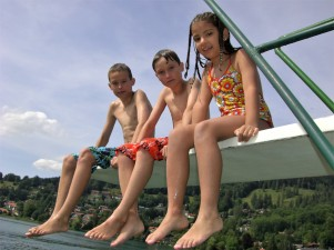 Najmlađi Verbalisti na jezerskom kupanju, Munich Young & Fun