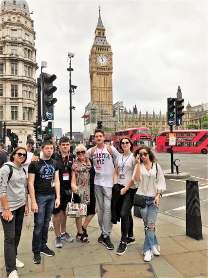 Ivan u Londonu 1, Verbalisti