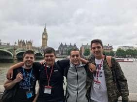 Ivan u Londonu 5, Verbalisti