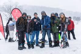 Kursevi engleskog u Kanadi, skijaški izlet 2