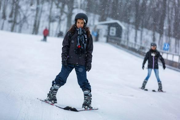 Kursevi engleskog u Kanadi, skijaški izlet 4