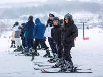 Kursevi engleskog u Kanadi, skijaški izlet 7