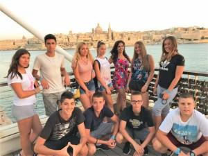 Letnji kamp engleskog na Malti