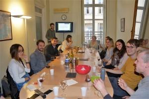 Ucenje francuskog uz degustaciju vina u skoli ILA u Francuskoj, Verbalisti