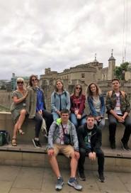My LONDON ekipa koja je prva došla 1. jula