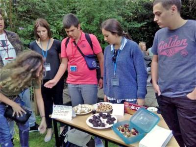 Predstavljanje srpske kuhinje u školi, My LONDON