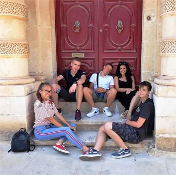 Letnja skola engleskog na Malti 3, Ilija Ristanovic, Verbalisti