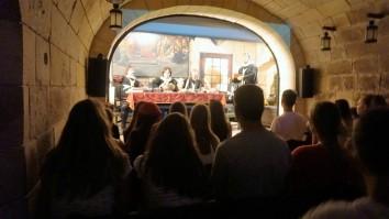 Letnja skola engleskog na Malti 5, Ilija Ristanovic, Verbalisti