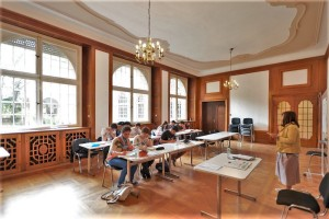 Verbalisti na času nemačkog jezika, IH Heidelberg - Collegium Palatinum
