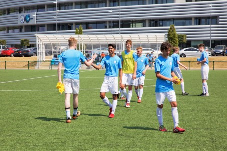 Man City Academy training sessions, Patrick Zanella, Verbalists