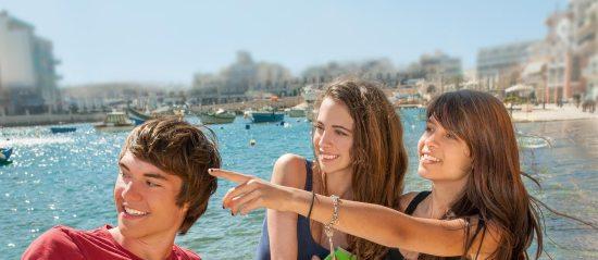 Letovanje i letnje skole engleskog jezika na Malti sa Verbalistima