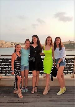 Anastasija Bacina, Verbalists in Malta