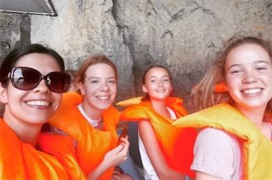 Istraživanje morskih pećina, Blue Grotto na Malti, Verbalisti