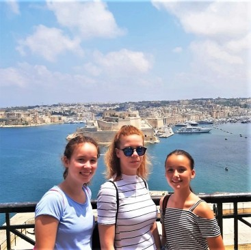 Iva sa Verbalistima na Malti