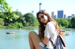 Jasmina u Central parku, letnja škola engleskog u Njujorku, Verbalisti