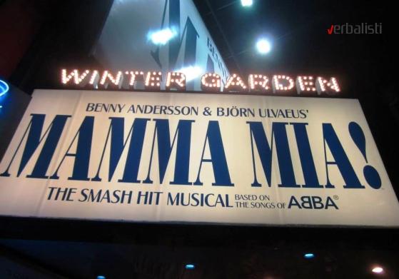 Nesvakidašnji doživlja - predstava Mamma Mia